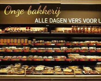 Delhaize Bloemmolens - Bakkerij