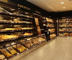 Welkom in de bakkerij van AD Delhaize Bloemmolens in Lier