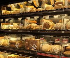 Uitgebreid assortiment aan brood