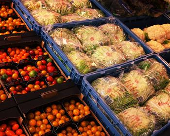 Delhaize Bloemmolens  - Fruit & Groenten